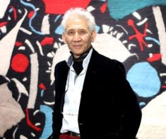 Artist Talk with Alibay Bapanov
