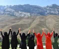 Лекция «Роль афганских женщин в экономическом развитии»