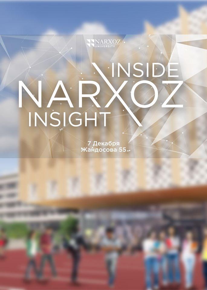 Insight Inside Narxoz