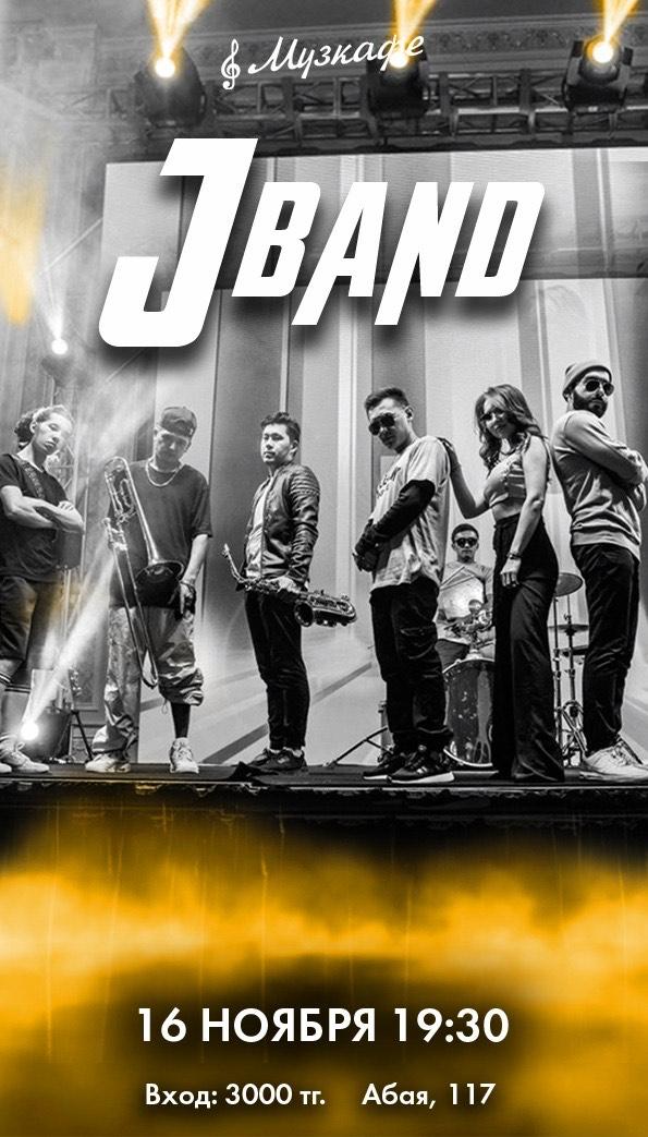 Выступление J Band