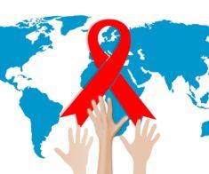 Забег к Международному дню борьбы со СПИДом
