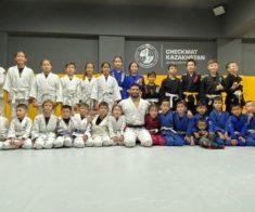 Checkmat Kazakhstan Brazilian Jiu-jitsu