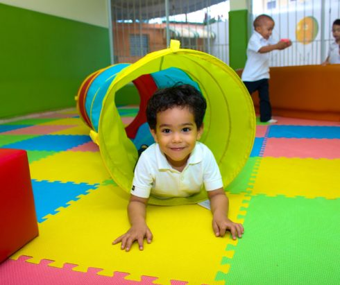 9 заведений с детскими уголками в Алматы
