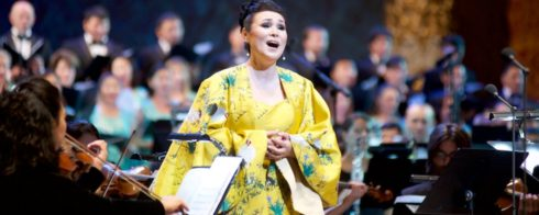 Юбилейный концерт Государственной хоровой капеллы им. Б. Байкадамова