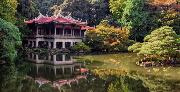 """Лекция """"Наследие японской архитектуры и его актуальность"""""""