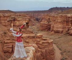 Поездка в Чарынский каньон