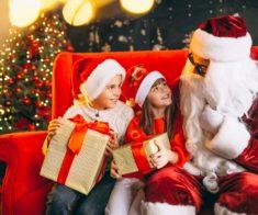 5 волшебных новогодних елок для детей в Алматы