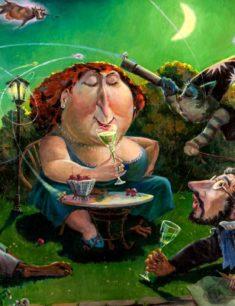 Выставка «Евгений Смурыгин. Поэзия момента»