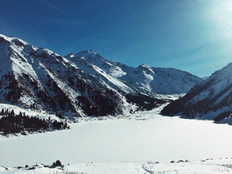 Поездка к Большому Алматинскому озеру + Аюсай