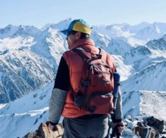 Тур «Большой Алматинский пик + Большое Алматинское озеро»