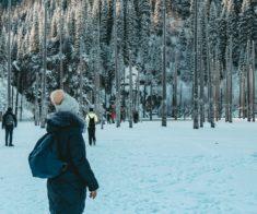 Двухдневный тур на зимние Кольсай и Кайынды