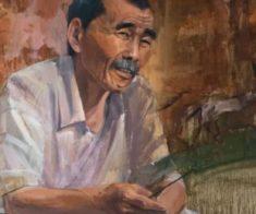 Выставка портретов «Современники»