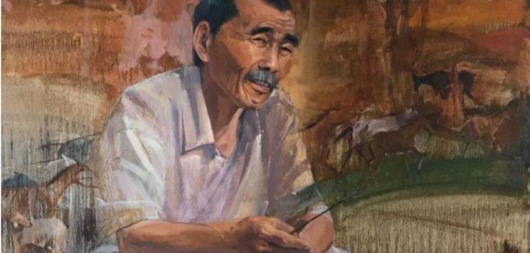 """Выставка портретов """"Современники"""""""