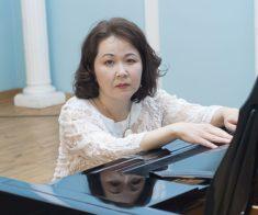 Вечер фортепианной музыки Жанар Сулеймановой