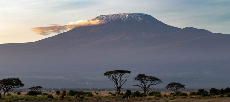 "Лекция ""Килиманджаро – крыша Африки"""