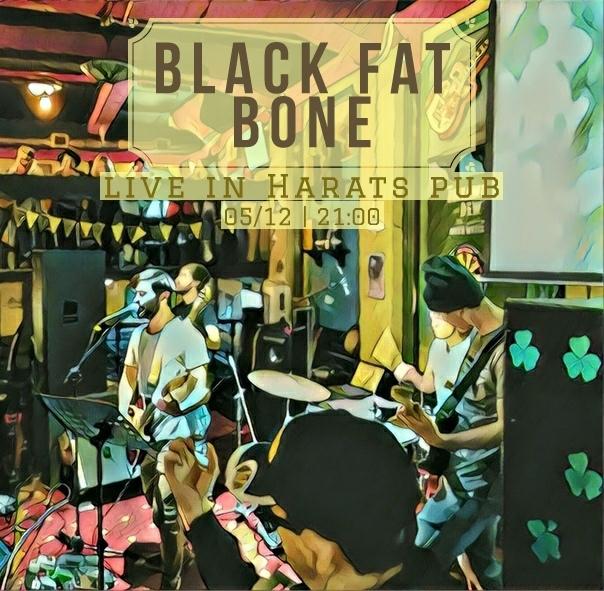 Выступление Black Fat Bone