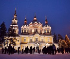 Бесплатные катки в Алматы