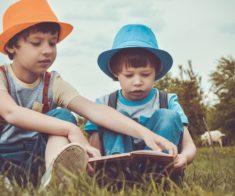 Детские чтения с Чингизом Капиным