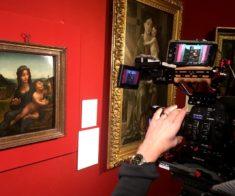 Показ документального фильма «Леонардо. Вся история»