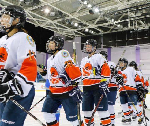 Чемпионат по хоккею среди женских команд