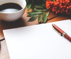 Урок креативного письма