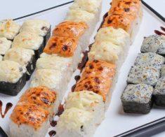 Ginger Sushi Loft Cafe