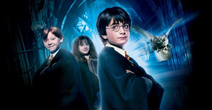 """Презентация книги """"Гарри Поттер и философский камень"""" на казахском языке"""