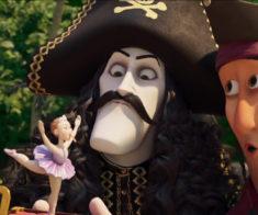 Капитан Саблезуб и Волшебный бриллиант