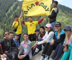 Весенние каникулы в детском лагере «Алматау»