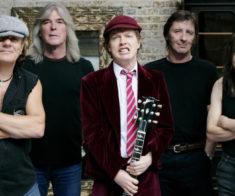 Концерт-трибьют: AC/DC