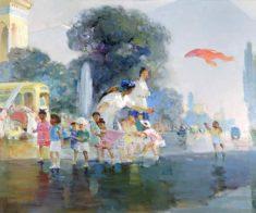 Выставка Ивана Стадничука «Возвращение мастера»