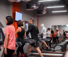 Тренажерный зал Urban Gym