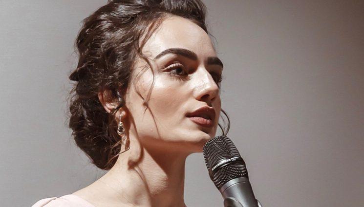 Поэтический вечер Анны Егоян
