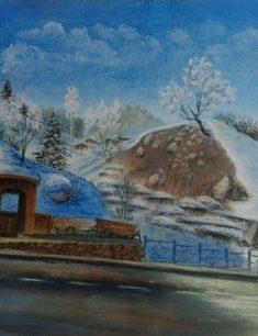 Выставка Ольги Горбенко «Алматинский Эдем»