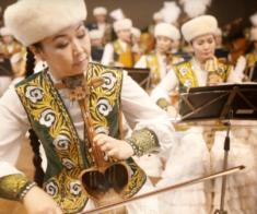 Концерт Qurmangazy Orkestri «Подари детям жизнь»