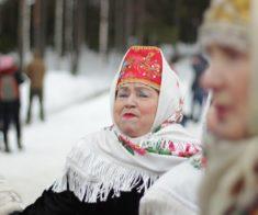 Масленица в Oi-Qaragai Lesnaya Skazka