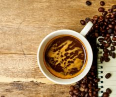 Мастер-класс «Кофейная гризайль»
