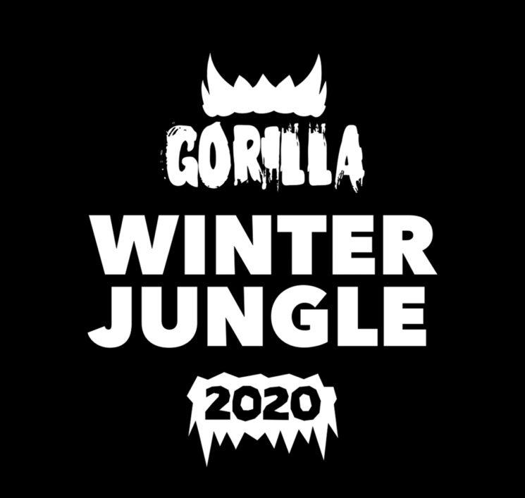 Gorilla Winter Jungle 2020