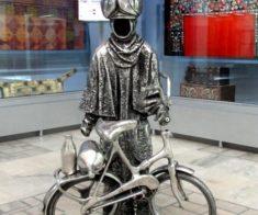 Выставка скульптуры Еркина Мергенова «Ретроспектива»