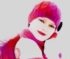 Мастер-класс по Fashion-иллюстрации «Портрет»