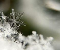 Детский спектакль «Приключение снежинки»
