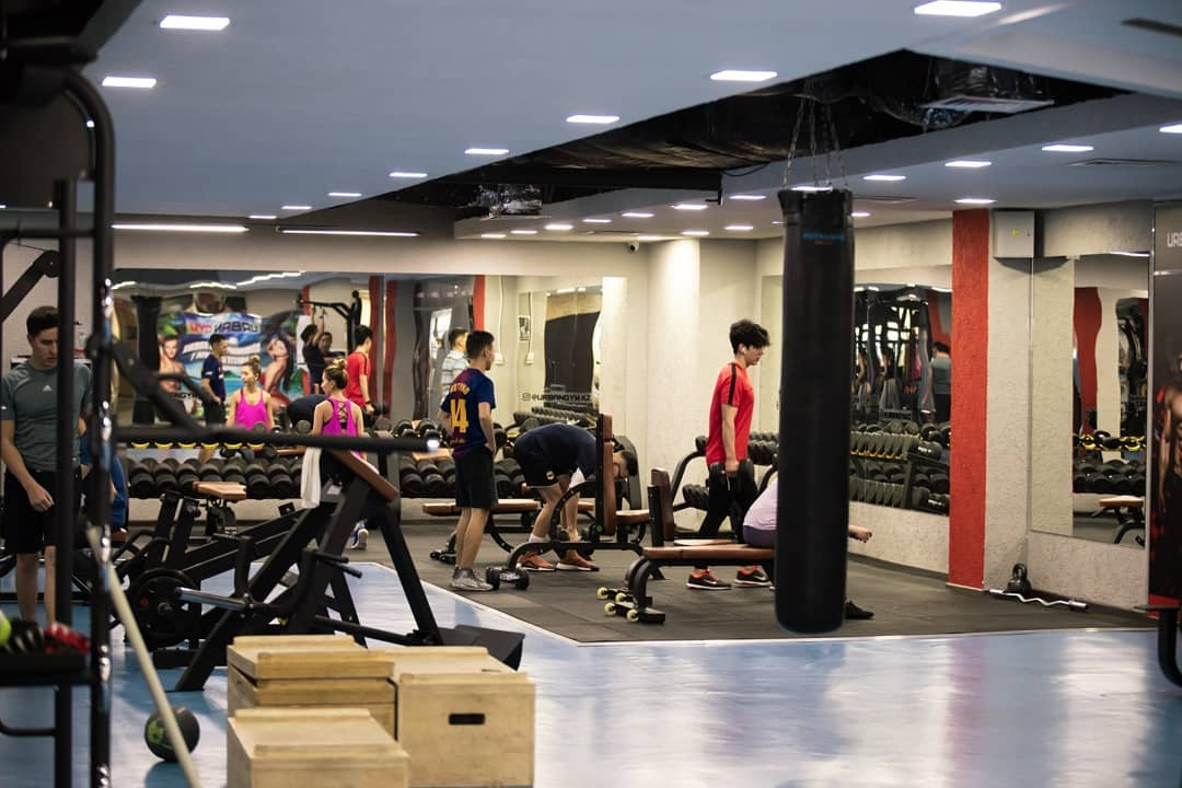 urban-gym