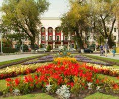 Сквер им. Кунаева