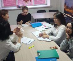 Занятия «Возрождение способности к языкам»