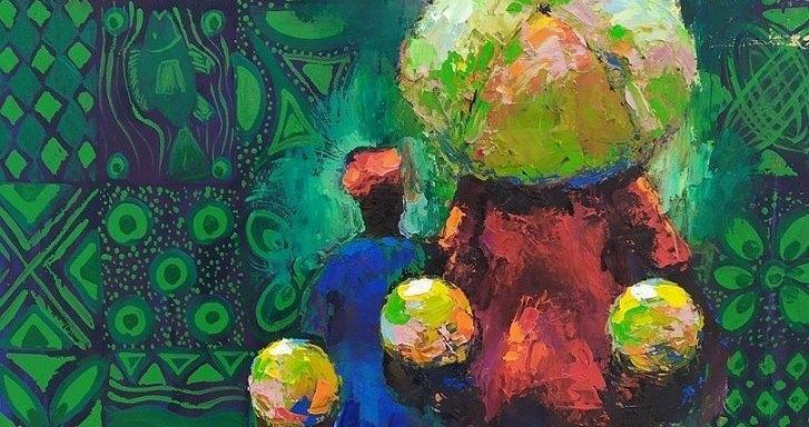 Выставка «Эта загадочная Африка»