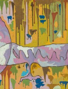 Выставка работ Сакена Гумарова «Млечный путь»