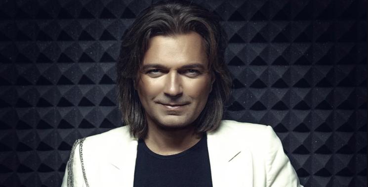 Онлайн-концерт Дмитрия Маликова
