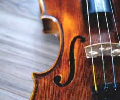 Онлайн-концерт «Волшебное звучание скрипки»