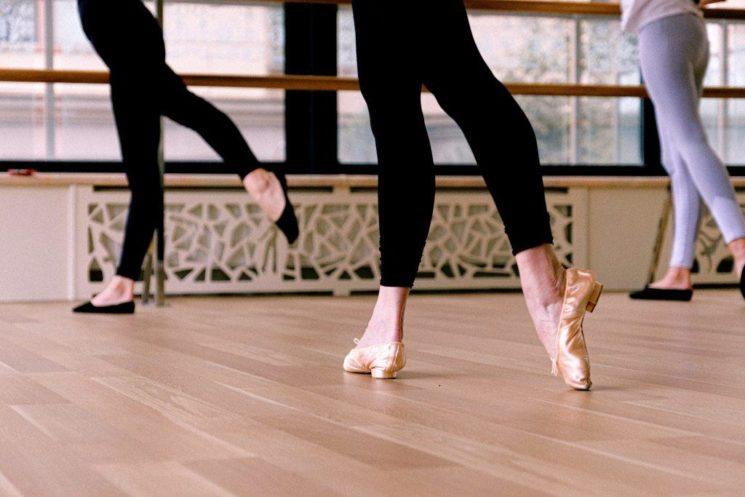 Урок классического танца с Гульжан Туткибаевой