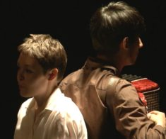 Онлайн-трансляция спектакля «Башлачев. Человек поющий»
